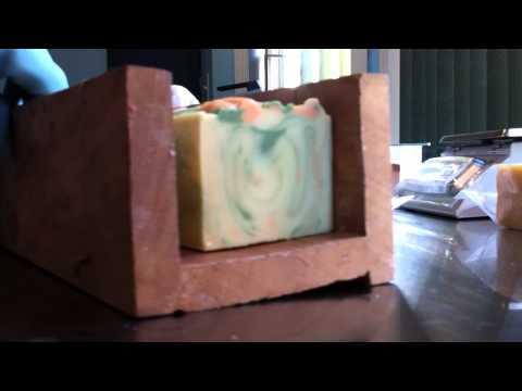 Valhalla Soap Company Haul & Soap Cutting Video!