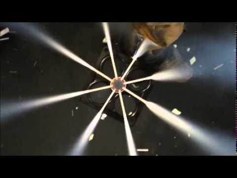 Spider test using CO2 (23 04 14)