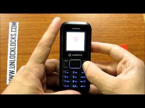 Learn How To Unlock Vodafone 252 By Unlock Code From UnlockLocks.COM