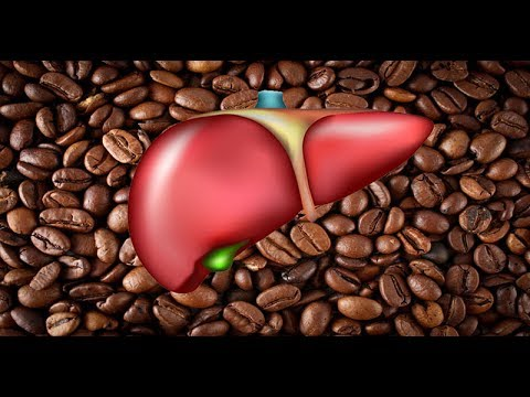 The Effects of Caffeine to your Liver