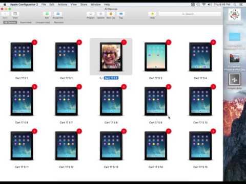 Apple Configurator - How to Change iPad Background with Apple Configurator v2 - iOSGenius