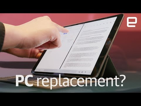 Can the iPad Pro replace your PC?
