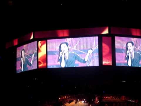 Demi Lovato. Get Back Houston Rodeo 2010
