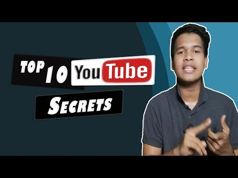 Top 10 Secrets Of YouTube Video Marketing (You Need To See) | 2018 | Bangla Tutorial