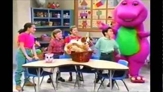 Barney Song: Let's Take Care of Our Pets