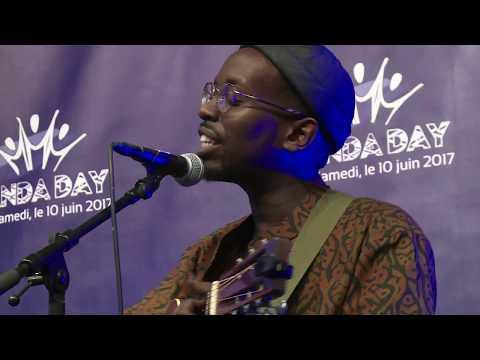 Jali, Inki & Soul T perform at Rwanda Day Belgique 2017