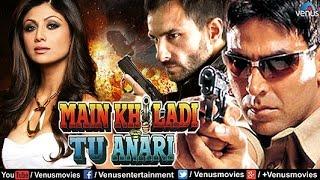 Main Khiladi Tu Anari | Hindi Movies 2016 Full Movie | Akshay Kumar Movies | Latest Bollywood Movies
