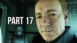 Call of Duty Advanced Warfare Gameplay Walkthrough - Part 17 - Mission 14: Captured (PS4 1080p HD)