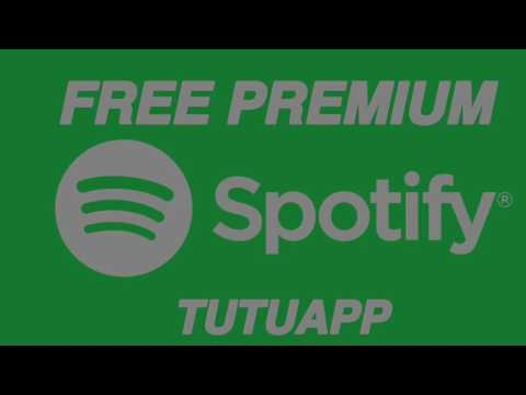 HOW TO GET SPOTIFY PREMIUM FOR FREE (TutuHelper)