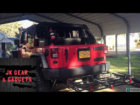 More storage room in your Jeep Wrangler!