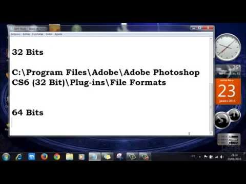 Salvar No Formato ICO - Photoshop CS6