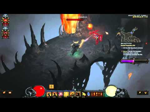 Diablo 3: The Diversity Of Uncommon Builds (Team 3/12 Grift 60 v2.4.0)
