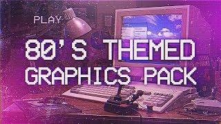 80's retro style gfx pack Videos - 9tube tv