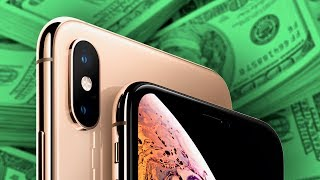 The iPhone XS Max Is Too Expensive