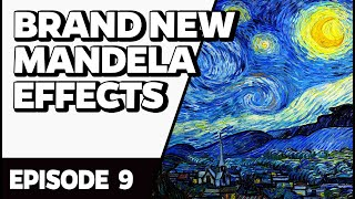 5 Brand New Mandela Effects