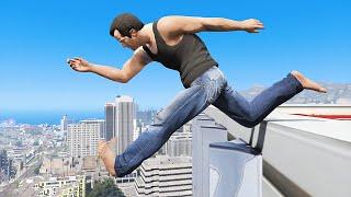 GTA 5 FUNNY CRAZY MOMENTS #19 - GTA V Funny Moments & Fails