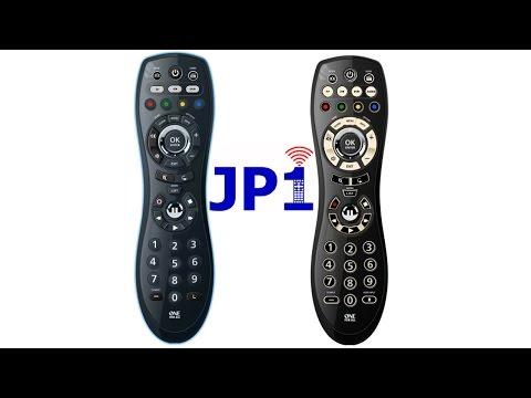 Universal Remote Control [part 2] - Basic JP1 Configuration via RMIR