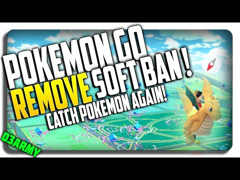 Pokemon Go: BYPASS SOFTBAN! HOW TO GET UNBANNED FROM POKEMON GO!