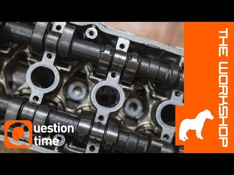 Camshaft bearings - Question time