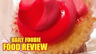 Very Cherry Cupcakes Review - Jelly Belly Two-Bite