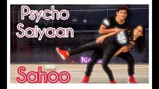Psycho Saiyaan telugu  | Saaho songs | Prabhas | PsychoSaiyaan Dance | Saiyaan Psycho