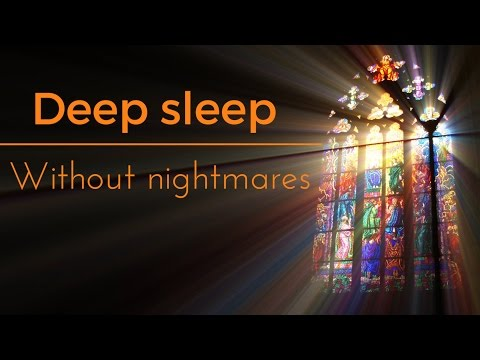 DEEP SLEEP WITHOUT NIGHTMARES-  A Guided Meditation, for sleep & relaxation