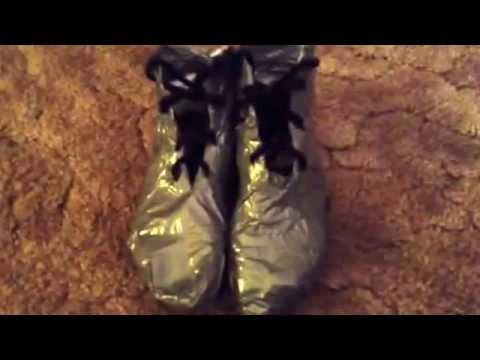 Duck Tape Sneakers (HIGH TOPS)
