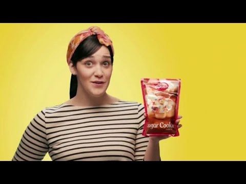 TV Commercial Spot - Betty Crocker Sugar Cookie Mix - It's Cookie Time - Get Your Betty On