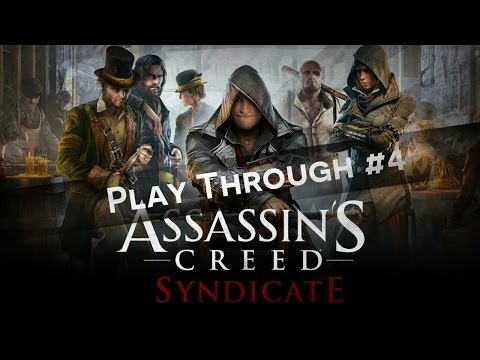 Assassins creed Syndicate- Playthrough #4 ( Selling Tacobell, Smoke weed everyday)