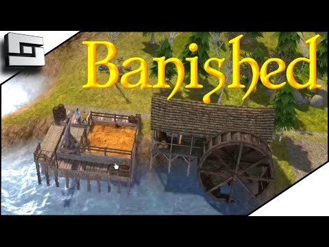 FRIESIAN COWS!? - Banished Gameplay E4 | Sl1pg8r