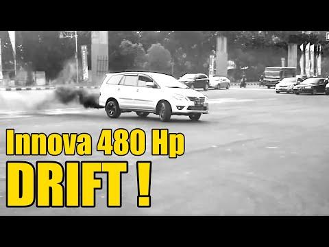 2012 Toyota Innova 1KD-FTV (Engine Swap) 3.0 Liter Diesel Commonrail 480Hp/900Nm by REV ENGINEERING