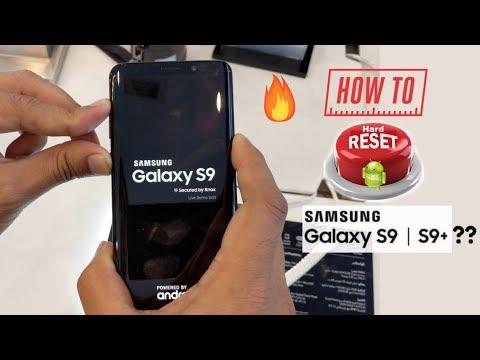 Samsung Galaxy S9 HARD RESET ! 🔥🔥