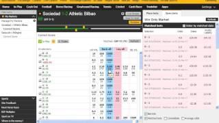 Konyaspor v Besiktas - Match Odds Market - Betting Exchange