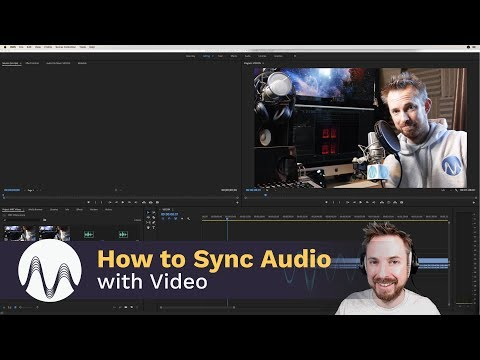 How to Sync Audio with Video