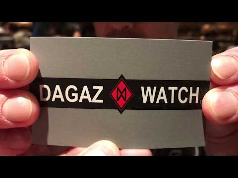 INTRODUCING DAGAZWATCH.COM - Makers of the Fishy Pussy Watch