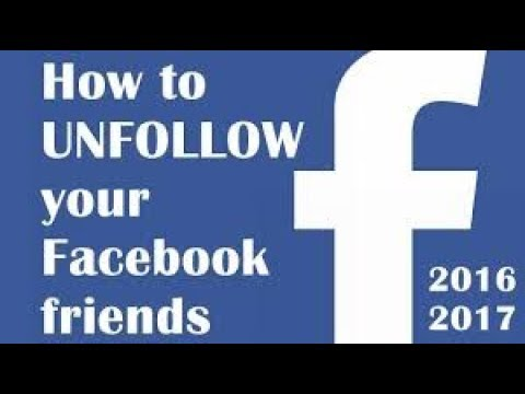 How to unfollow 'Pages or People' you followed fastly on Facebook using android phone