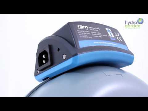 RAM Inline Fan