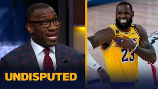 Skip & Shannon react to LeBron & the Lakers' loss to Toronto Raptors   NBA   UNDISPUTED