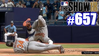 2030 SEASON COMING TO AN END! | MLB The Show 18 | Road to the Show #657