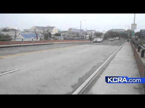 From The Field: Highway 50's Endpoint Braces For Hurricane
