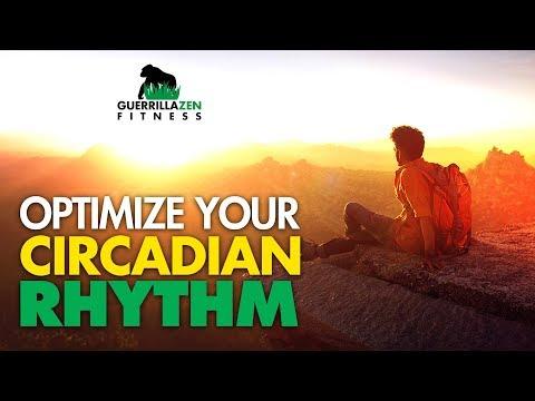 Top 8 Ways to OPTIMIZE Your Circadian Rhythm