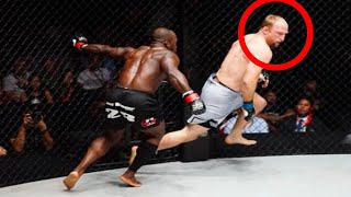 10 SCARED FIGHTERS WHO REFUSED TO FIGHT AND RAN AWAY