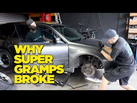 Why Supergramps Broke (what went wrong?)