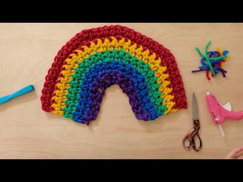 Roy G Biv Theme Pack: Crochet a Rainbow with London Kaye
