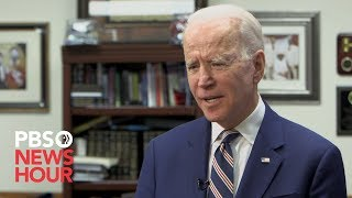 WATCH: Biden vows to stay in 2020 presidential race 'for the long haul'