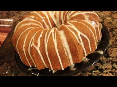 Grandma's Lemon Cream Cheese Pound Cake