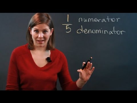 How to Determine the Denominator : Fractions & Percentages