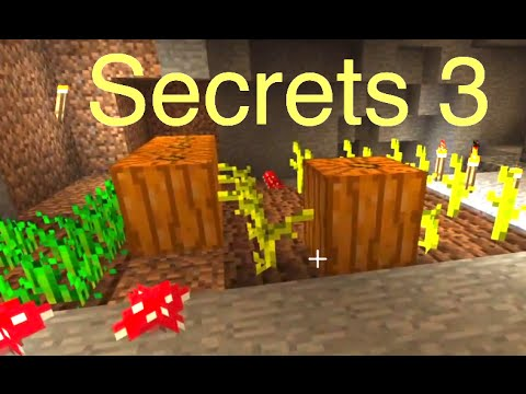 Minecraft: Secrets 3 - Fast Food (Bread, Steak, and Cooked Porkchop) - Tips for PS4