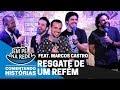 COMENTANDO HISTÓRIAS #33 - RESGATE DE UM REFÉM Feat. Marcos Castro (Não Pode Rir)