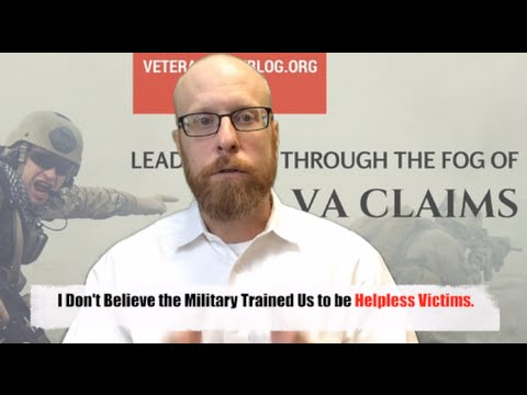 Is the VA Teaching YOU to Be Helpless?